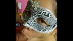 Vee Veala Asian Smoke With Husband