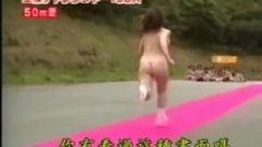 Japanese Naked Girls Game Show