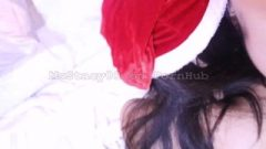 Short Encounter Christmas Sex Pov With Asian Nubile Girlfriend