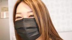 Pretty Nippon Whore Tries On Some Surgical Masks