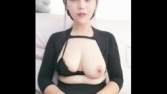 Provoking Chinese Camgirl Super Sweet