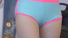 Intimate Fantasy With Nice Chick In Shorts (softcore)