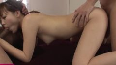[ourshdtv][中文字幕]cute Nippon Chick Creampied Uncensored