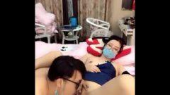 Steamy Nippon Amateur Live Sex Web-cam Show