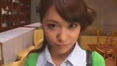 Mihiro Nippon Honey Nubile Petite Nubile Blow-Job Sperm Mouth