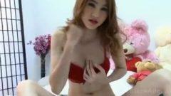 Asian N'pat Paula-k น้องแพท นางเอกหนังอีโรติคไทย ช่วยตัวเอง 07