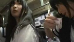 Nippon Twat Is Full Of Sperm After Seductive Banging