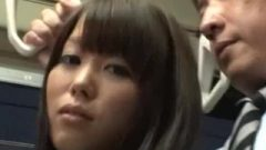 Spunk In Twat Nippon Female And After That Piss On Her Sex On Bus, Bus Fuck