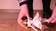 Nippon Whore Figure Crush Fetish