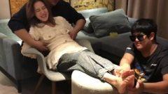 Chinese Feet Stimulating