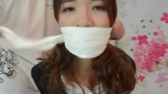 Nippon Otm Gagged With Stockings